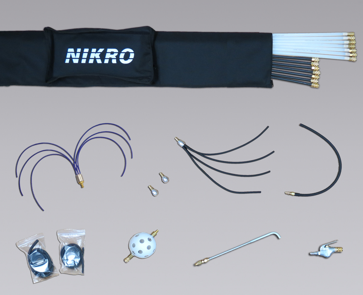 Nikro Air Duct Cleaning Air Sweep The Attacker 861593