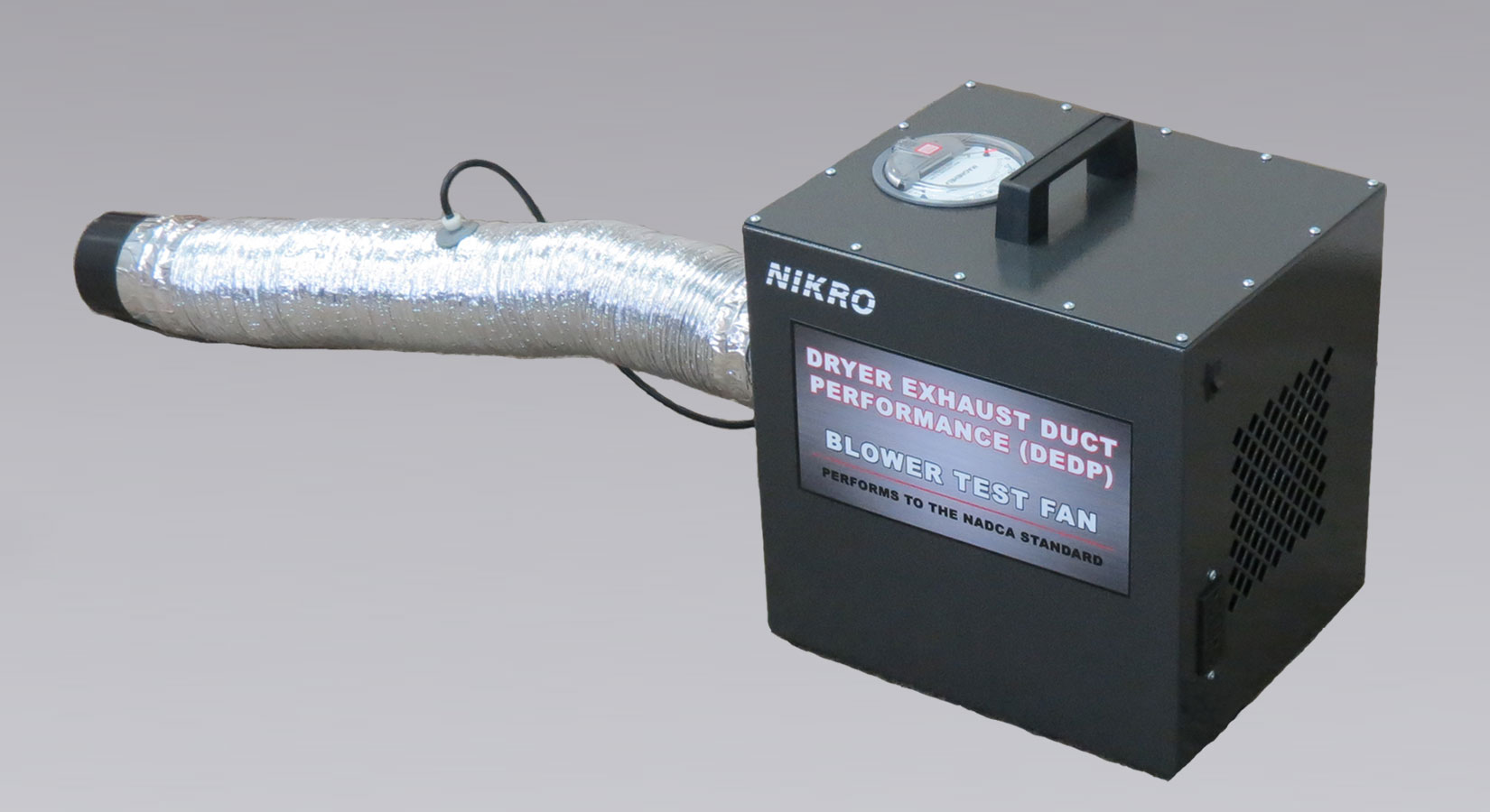 Nikro 862429 - Dryer Vent Testing Kit - 862429 - Air Duct ...