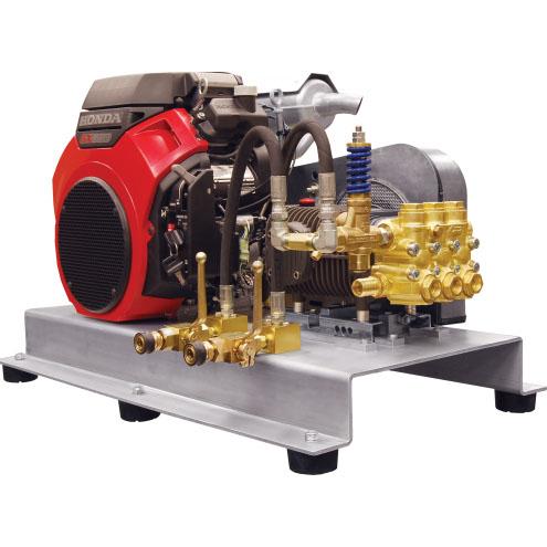 Be Pressure Cd3024htebcom Truck Mounted Pressure Washer