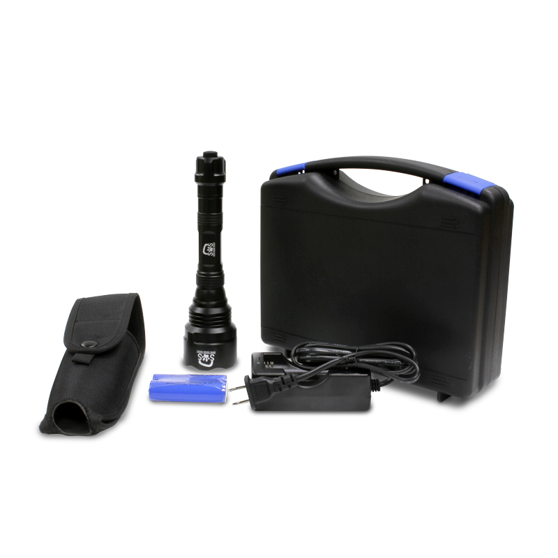 Stainout Systems Uv Black Light Flashlight Kit For Pet