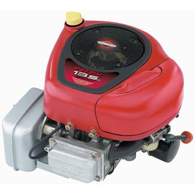 Briggs Stratton Intek Vertical Ohv Engine With Electric Start 13 5 Hp 1in X 3 32in Shaft