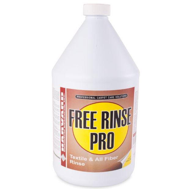 Hcr Free Rinse Pro Carpet Rinsing Agent 1 Gallon