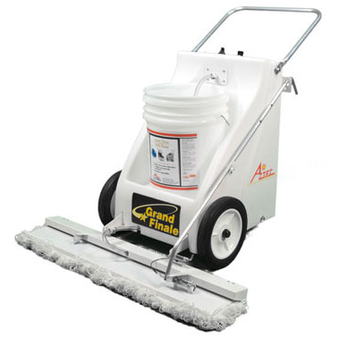 Aztec Grand Finale Finish Chemical Applicator For Floors