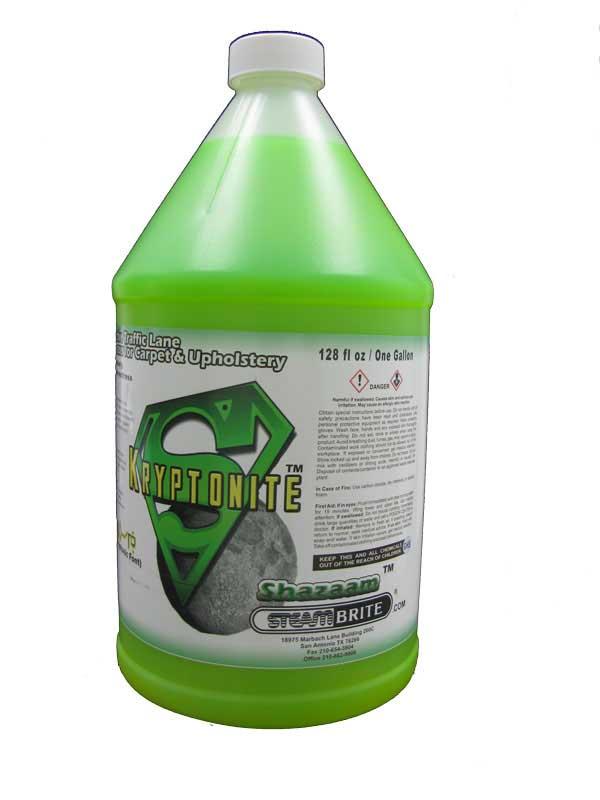 Shazaam Sbm152 4 Kryptonite Case 4 1 Gallon Bottles