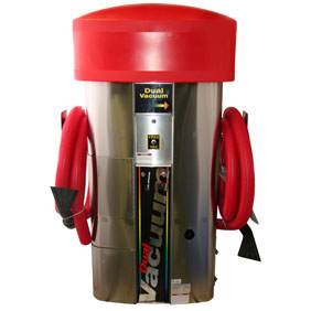 Car Wash Vacuum Cleaner >> J E Adams Dual Commercial Vacuum 4 Motor 2 Per Side On Off
