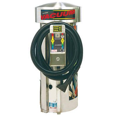 J E Adams Super Vac - 2 Motor - Screw Lock and Medeco Cam