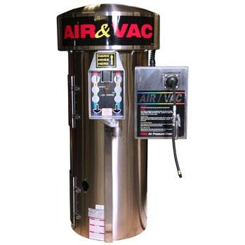 Je Adams Vacuum Amp Air Machine Gast Compressor Vault