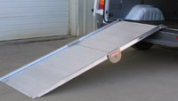 Link Manufacturing-ls50 Series Heavy Duty Folding Ramps