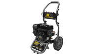 Collapsible Frame Pressure Washers
