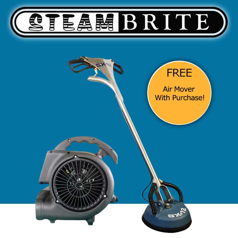 sx12 tile cleaning wand special