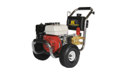 Pressure Washers Stainless Steel