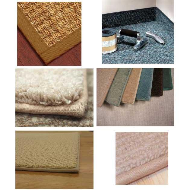 San Antonio Carpet And Rug Binding Carpet Binding San Anton San