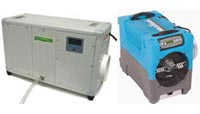 Crawl Space And Compact Dehumidifiers