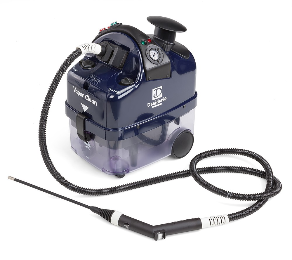 Vapor Clean Desiderio Plus Steam Cleaner Continuous Fill