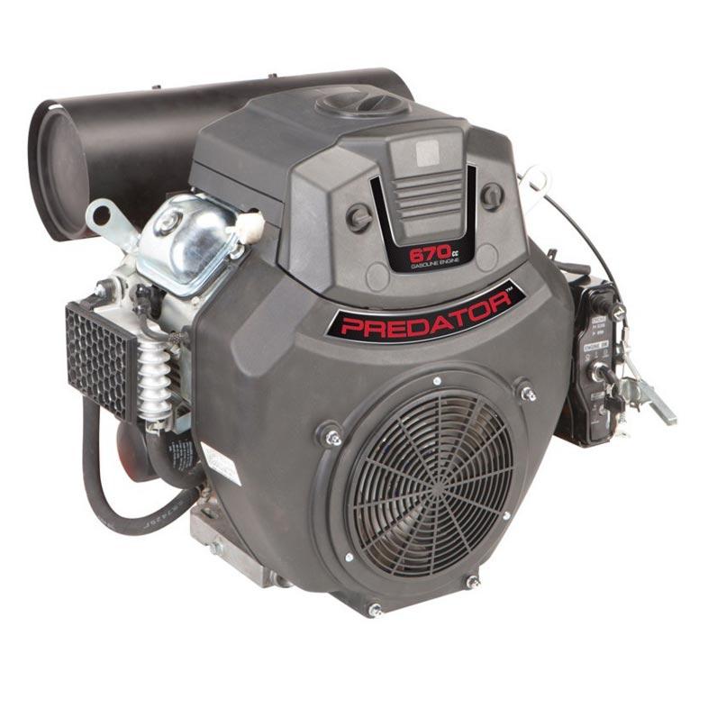 predator 22hp 670cc v twin 4 stroke gasoline engine. Black Bedroom Furniture Sets. Home Design Ideas