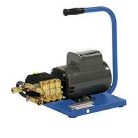 Mercury Floor Machine Stationary Compact Electric Cold Water High Pressure Washer Pw