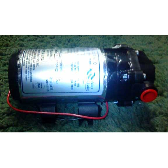 Aquatec 12 Volt 1 1 Gpm 50psi Pressure Pump For Battery