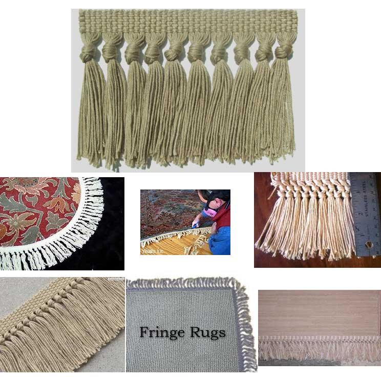 San Antonio Area Rug Fring And Re Fringing Service Area Rug