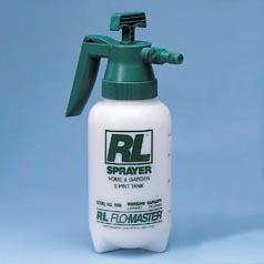 64 Ounce Pump Sprayer Rlf 1998tl Parts Accessories Small Handheld Pressurized