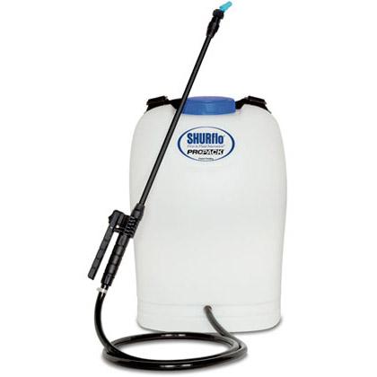 Shurflo Srs-600 Propack Electric Backpack Sprayer-4 Gallon