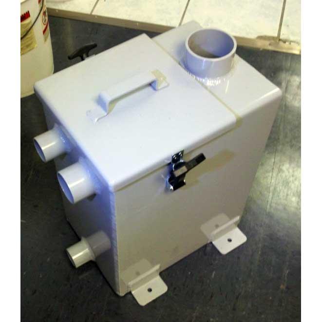 Sapphire Scientifice Truckmount Pre Filter Box 68 020